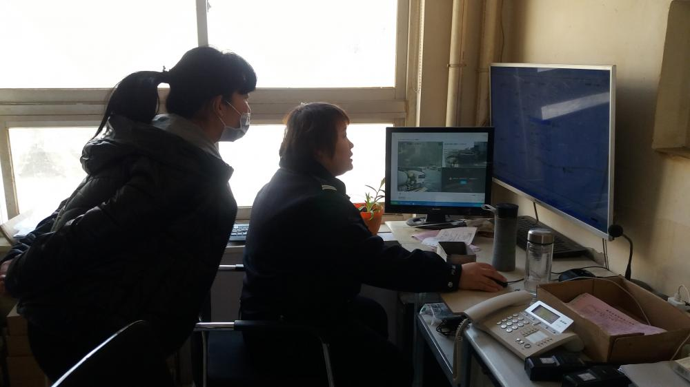 澳门ag电子游艺交警强化春运前危化品运输安全防线