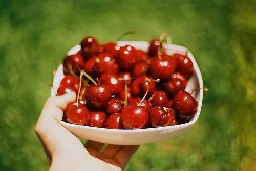 剛攢錢買的櫻桃,卻被說吃下會致命?