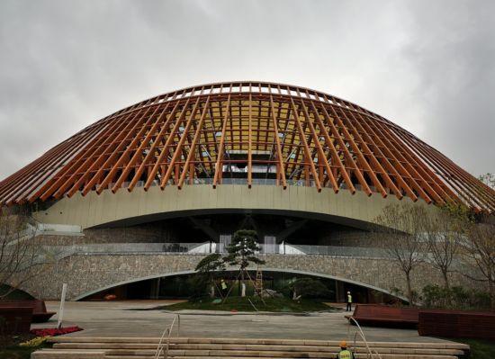 北京世園會國際竹藤園3000多展品
