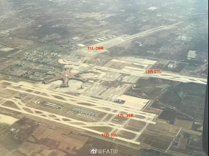 多家航空公司將在新機場進行真機試飛啦!廊坊家門口的機場來了