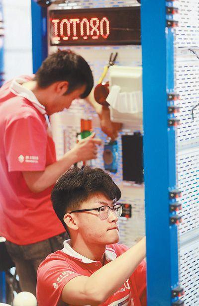 技能大賽緊密對接國家戰略產業發展需求 職業教育活動周展示發展成果