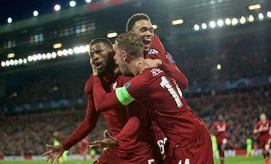 利物浦上演神奇大逆轉 淘汰巴薩晉級歐冠決賽