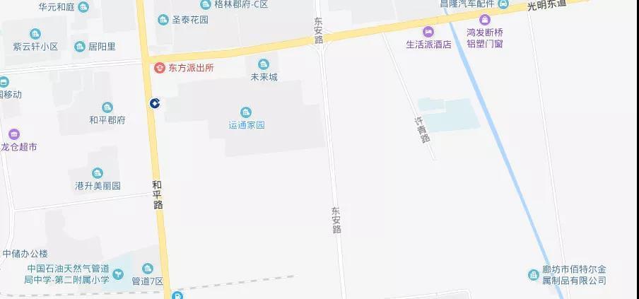 廊坊廣陽區又要修一條新路了!在這個村!