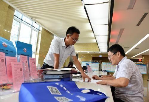 河北省推動網上政務服務平臺向基層延伸 今年實現省市縣鄉村五級全覆蓋