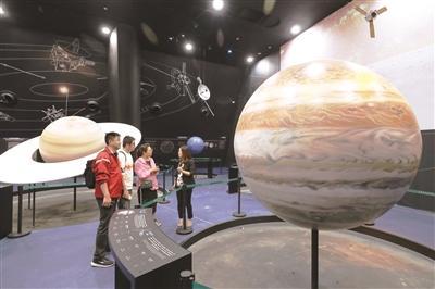 國家海博館海洋天文展廳本月底開放