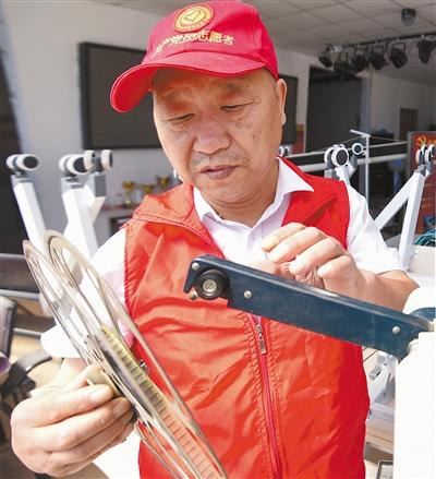 劉文順:退伍老兵的公益心
