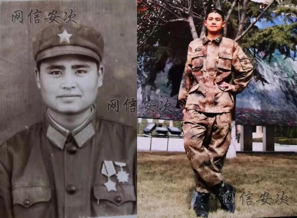 安次最網紅 | 羅玉國、羅昊:一顆赤誠心 兩代軍旅情