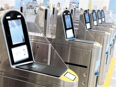 大興機場刷臉通行 旅客20分鐘可登機