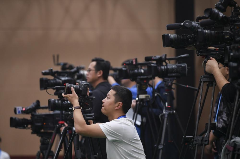 第七届世界军人运动会开幕式准备情况专题新闻发布会召开