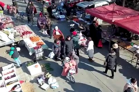 【新春走基层】团圆:征迁一家人欢喜过大年