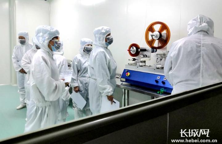 河北:争分夺秒检验审批 加快防疫药械投产