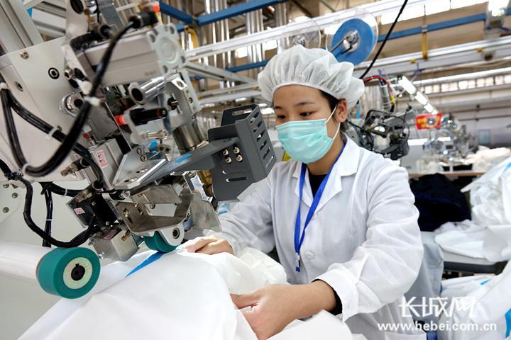 """""""五个协同""""发力! 河北规上工业企业复工率达99.7%"""