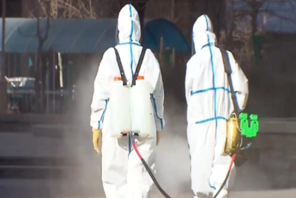 河北消防救援总队:疫情防控担重任 消防安全不放松