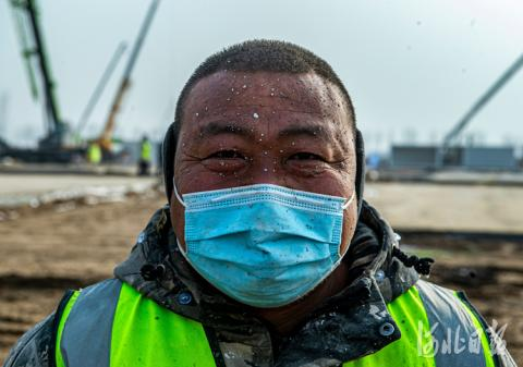 """疫情下的""""中国速度""""从哪来?这些""""黄庄面孔""""给你答案"""