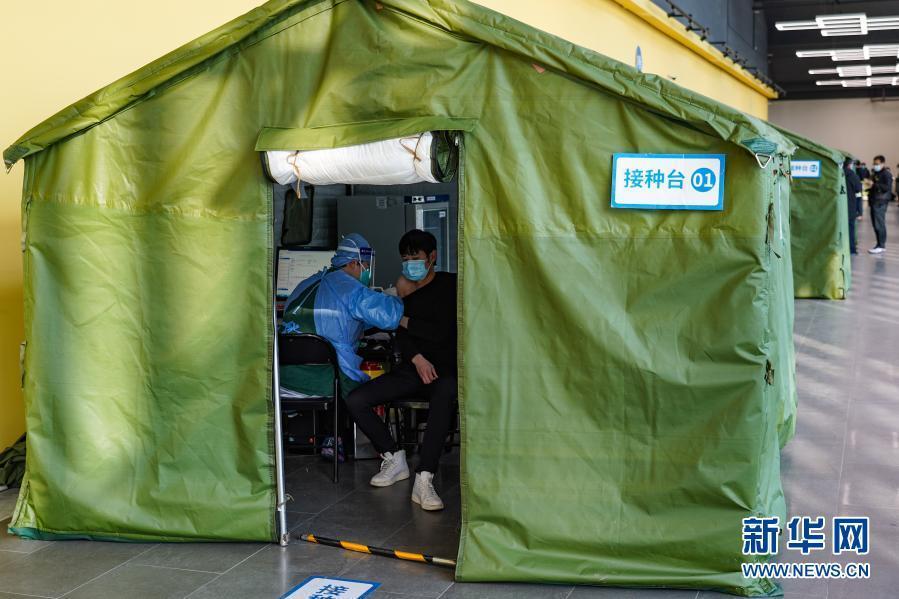 北京启动重点人群新冠疫苗第二剂接种