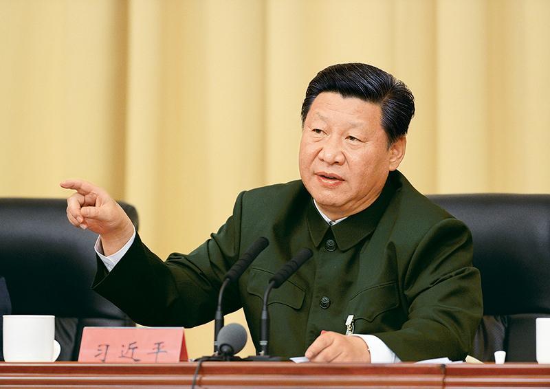 我们的队伍向太阳——人民军队在新中国发展壮大