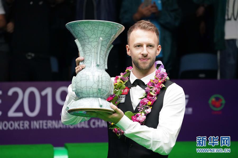 斯诺克国际锦标赛:特鲁姆普获得冠军