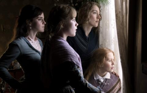 《小妇人》发中字预告片,西尔莎·罗南、艾玛·沃森飙戏