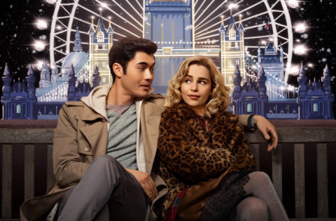 """""""龙妈""""搭档亨利·戈尔丁出演爱情喜剧片《去年圣诞》"""