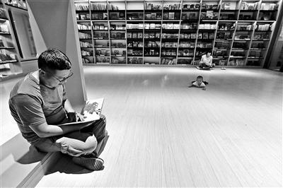 北京副中心有了首家24小时不打烊书店