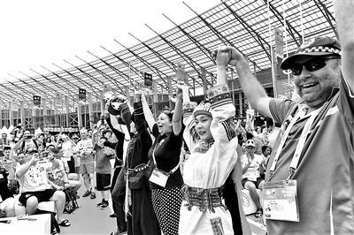 世警会闭幕 北京选手贡献佳绩
