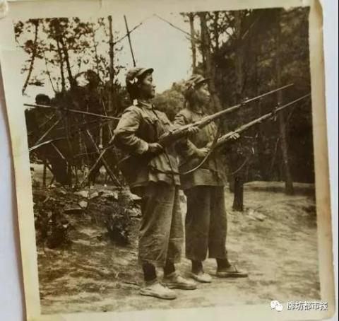从太原战役到抗美援朝,廊坊85岁女兵的战争岁月