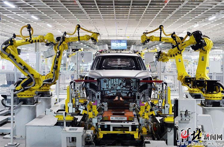 沧州:汽车产业集群蓬勃发展