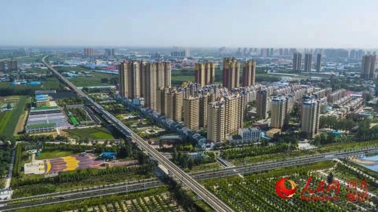 【新中國從這里走來】塔元莊——滹沱河畔的璀璨明珠