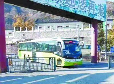 北京公交集團:公交919路居庸關長城站重啟