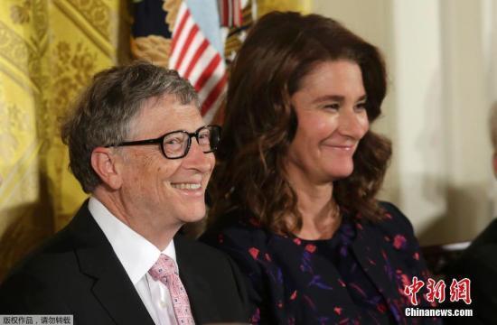 身價1100億美元 比爾·蓋茨時隔兩年再成世界首富