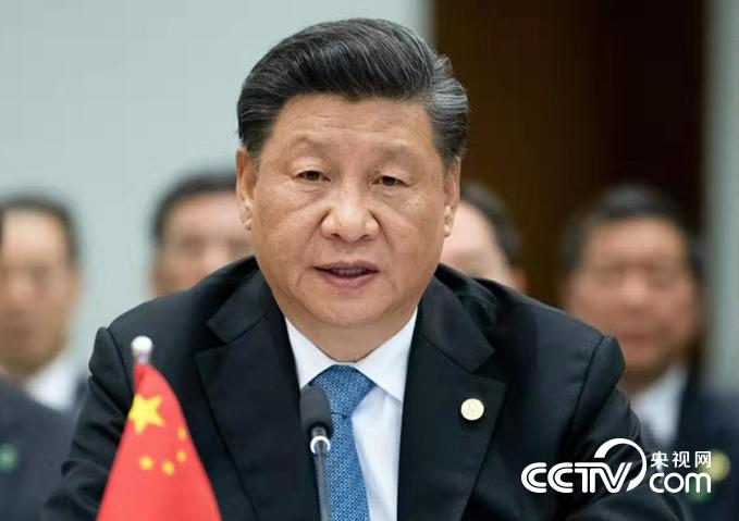 習近平用中國方案破解全球發展難題