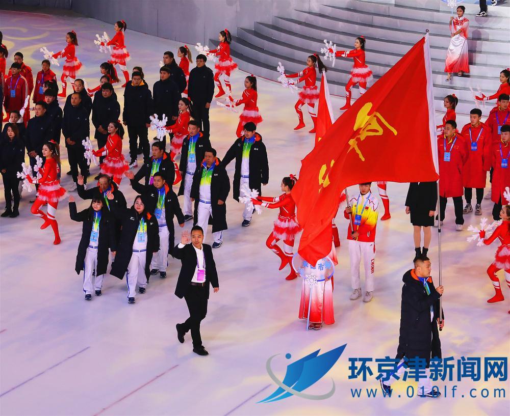 廊坊市派出46名运动员、教练员参加河北省首届冰雪运动会石家庄赛区比赛!