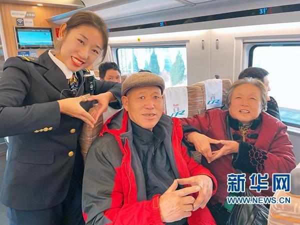 京哈高铁承沈段一周年 累计发送旅客594万人次