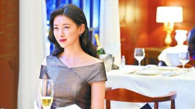 朱珠:我不是栗娜,我不穿花裙子