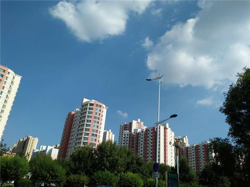 2019年河北省平均优良天数为226天