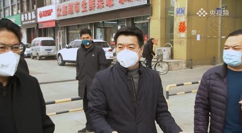 河北香河:直面疫情,我是党员我带头!
