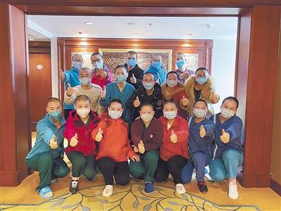 我们在武汉很好,挽救生命绝不退缩!——记者连线廊坊市援助湖北第二批新冠肺炎医疗救治队
