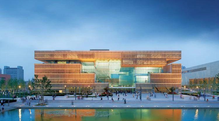 天津图书馆恢复开放!限量!预约!