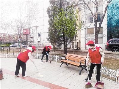 """最美""""志愿红"""" 涌动廊坊城——我市""""创城,我们一起""""主题志愿服务活动掠影"""