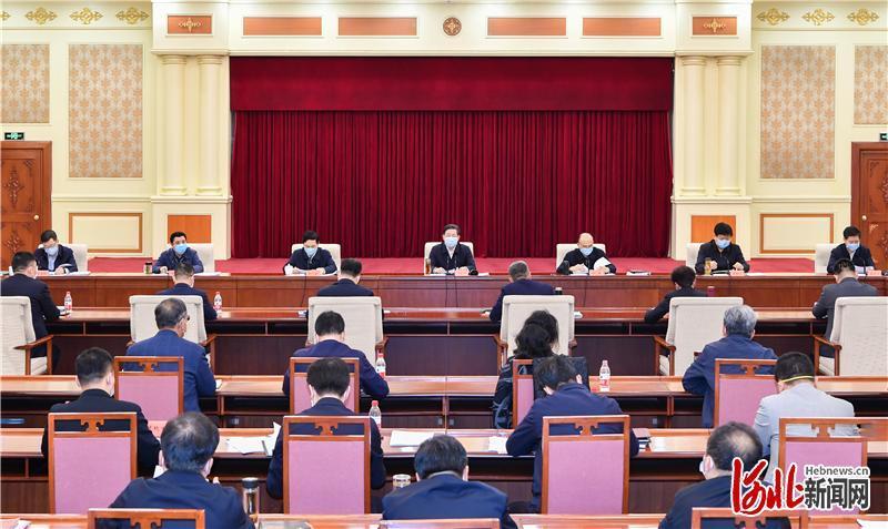 王东峰主持召开民营企业座谈会:全面推进民营企业提质增效高质量发展