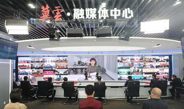 """河北省新闻战线""""奋力夺取'双胜利'记者走基层""""活动启动"""
