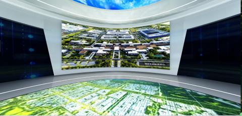 雄安新区展网上展馆上线 带你全景畅游未来之城