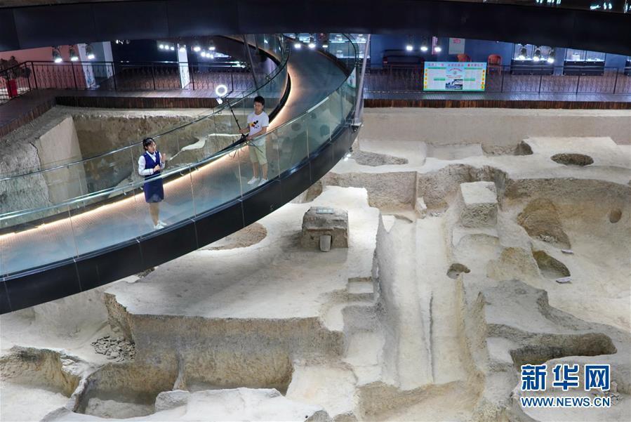 河北内丘:云端上畅游博物馆