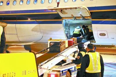 大兴机场实现进出港行李全流程跟踪