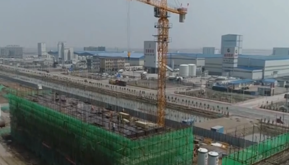 """【奋力夺取""""双胜利""""】沧州:199个省市大运河文化带重点项目集中开工"""