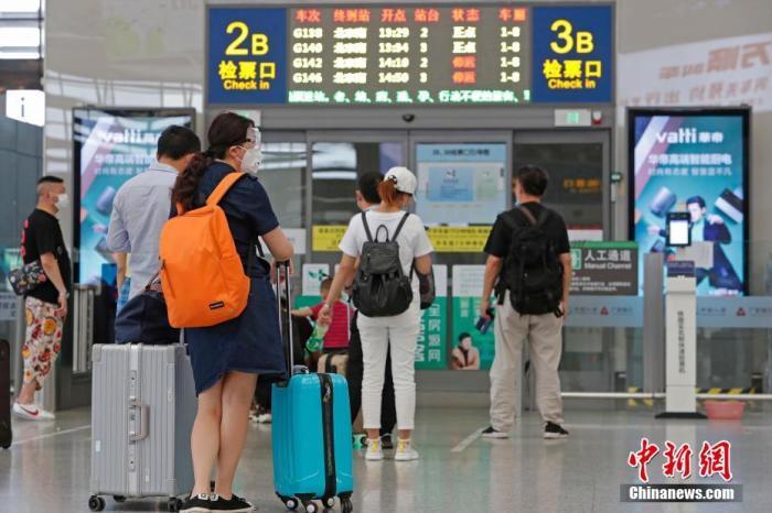 【我们的节日 · 端午】铁路端午小长假运输今开启 4天预计发送旅客2600万人次