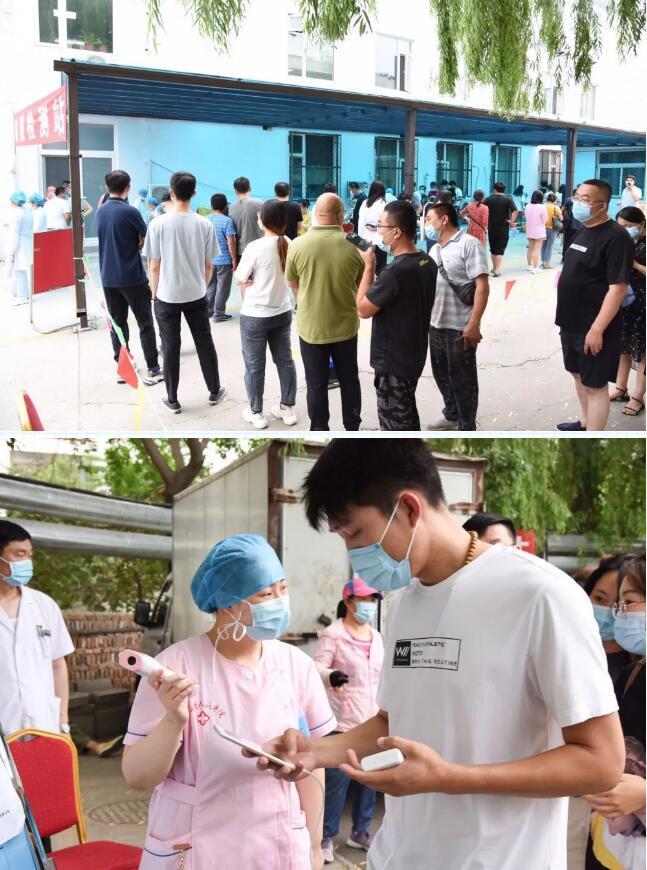 香河县人民医院:疫情面前勇担当 应检尽检解民忧