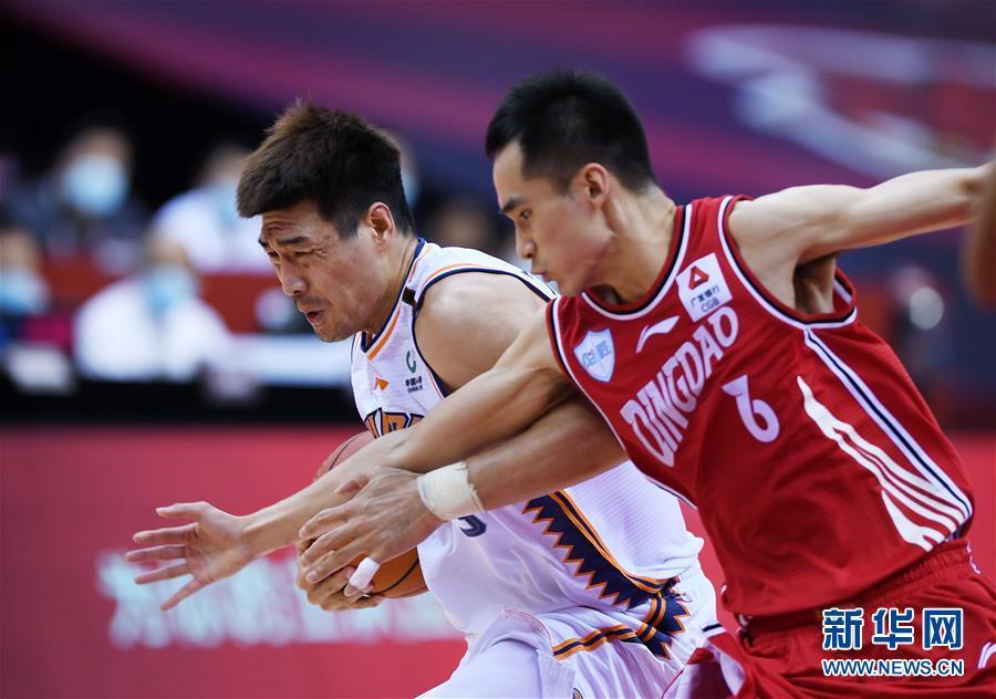 CBA复赛第一阶段:上海久事胜青岛国信双星