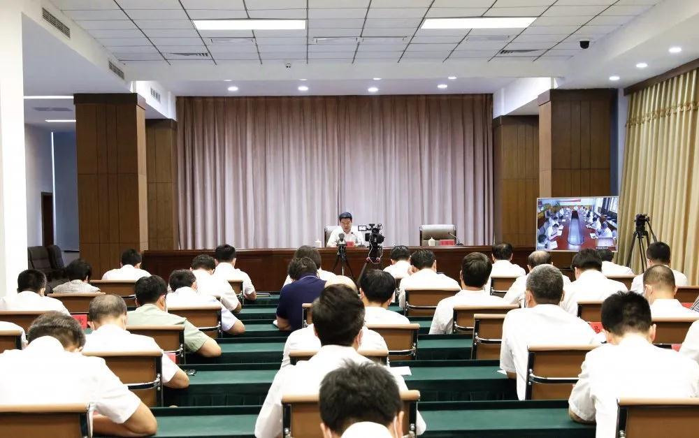 7月2日,李桂强书记专题党课重点都在这里!