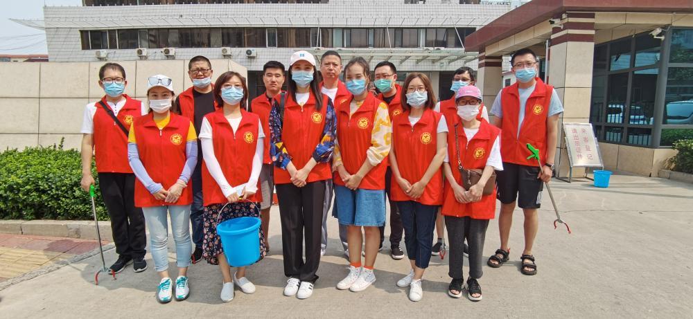 【创城,我们一起】廊坊广播电视台开展创城志愿服务活动